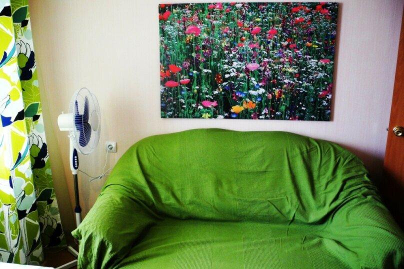 1-комн. квартира, 40 кв.м. на 3 человека, Волжская набережная, 23, Нижний Новгород - Фотография 24