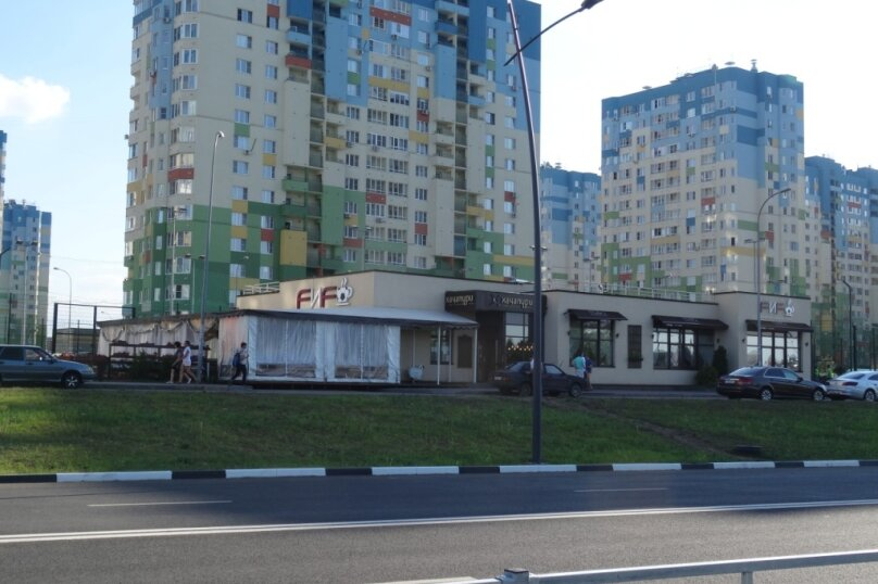 1-комн. квартира, 40 кв.м. на 3 человека, Волжская набережная, 23, Нижний Новгород - Фотография 36