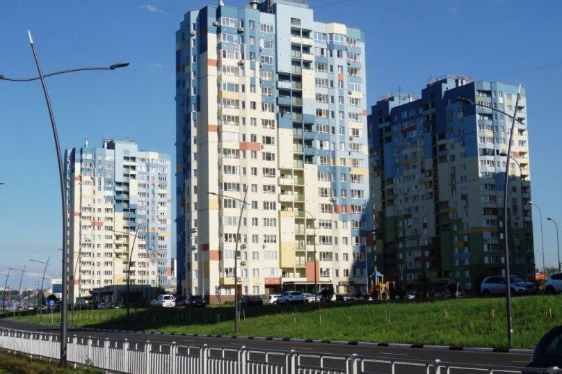 1-комн. квартира, 40 кв.м. на 3 человека, Волжская набережная, 23, Нижний Новгород - Фотография 37