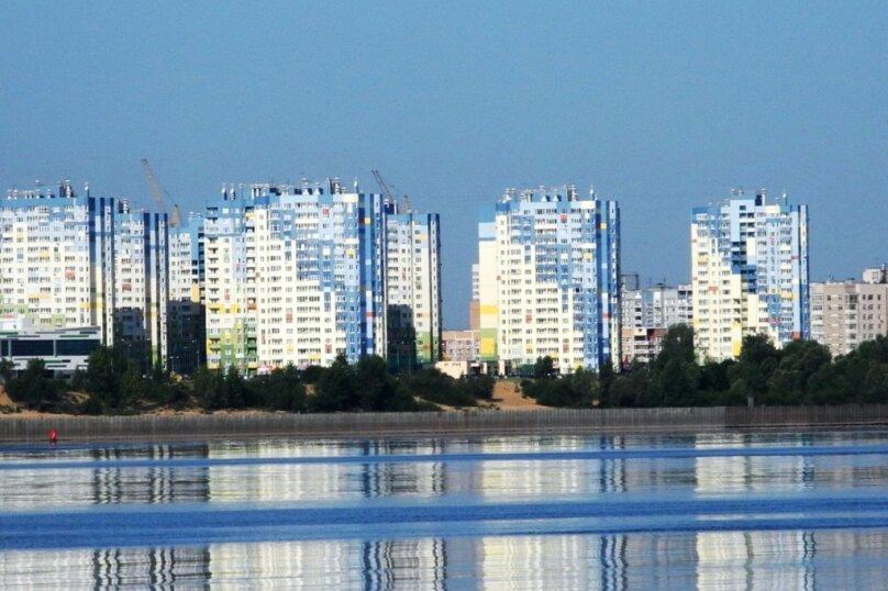 1-комн. квартира, 40 кв.м. на 3 человека, Волжская набережная, 23, Нижний Новгород - Фотография 39
