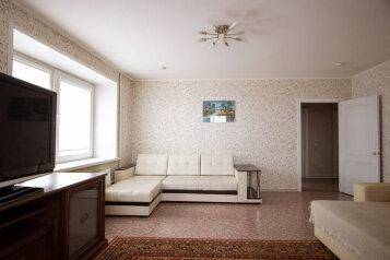 2-комн. квартира, 60 кв.м. на 6 человек, улица Водопьянова, 12, Красноярск - Фотография 4