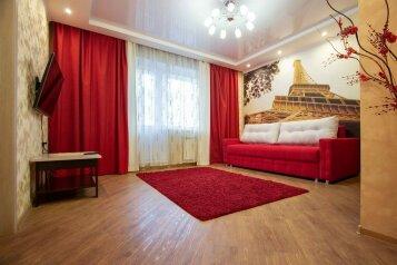 1-комн. квартира, 39 кв.м. на 4 человека, улица Водопьянова, 2А, Красноярск - Фотография 1