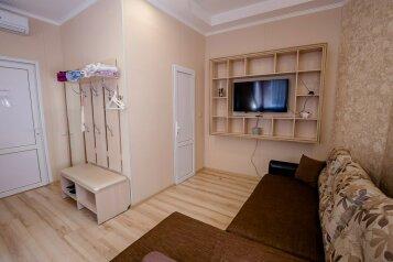 1-комн. квартира, 18 кв.м. на 2 человека, улица Челюскинцев, Курск - Фотография 4