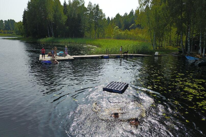 Дом у озера на 12 человек, 6 спален, Закочужье, 1, Пено - Фотография 12