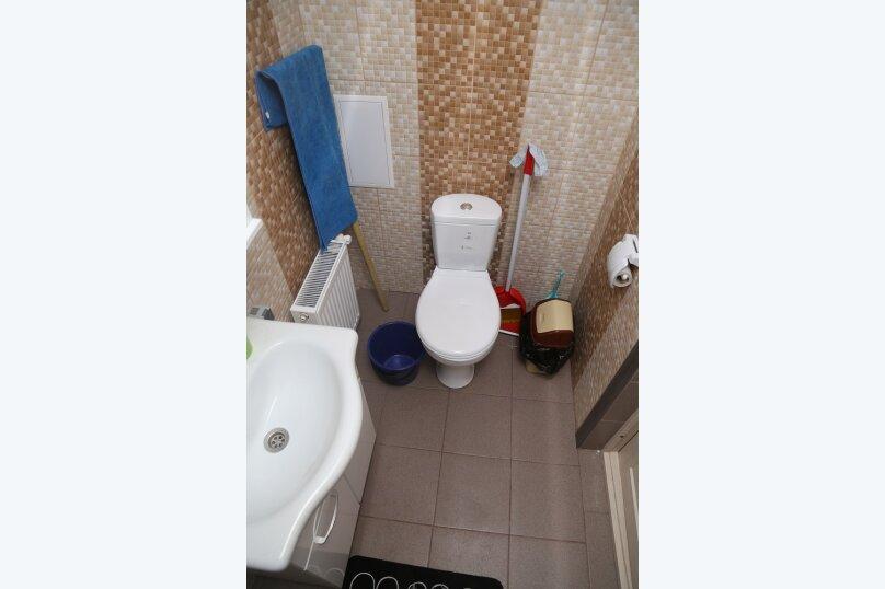 1-комн. квартира, 25 кв.м. на 2 человека, улица Черепахина, 235, Ростов-на-Дону - Фотография 8