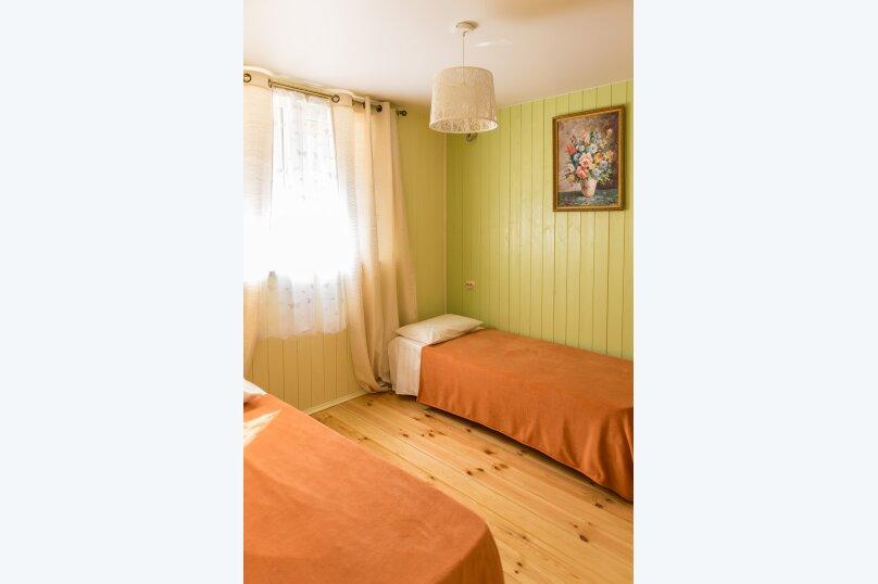"""Коттедж """"Счастье есть"""" , 50 кв.м. на 5 человек, 2 спальни, Кедровая , 22а, Прасковеевка - Фотография 2"""