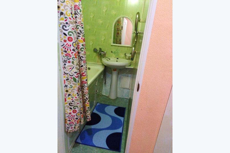 1-комн. квартира, 33 кв.м. на 4 человека, улица Янышева, 114/1, Ейск - Фотография 10