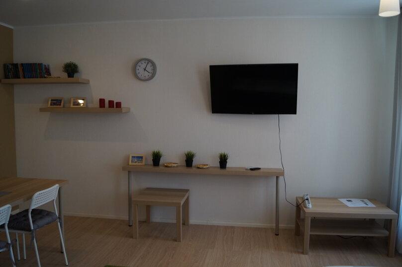 Апартаменты с 1 спальней, улица Академика Павлова, 7А, Санкт-Петербург - Фотография 2
