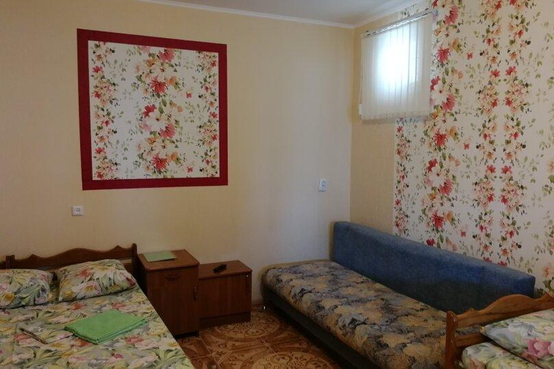 4 местный номер на 1 этаже (номер 1 ), переулок Победы, 43, Лазаревское - Фотография 1