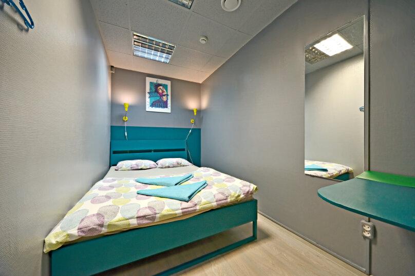 Двухместный эконом с большой кроватью без окна, Бауманская улица, 4, метро Бауманская, Москва - Фотография 1