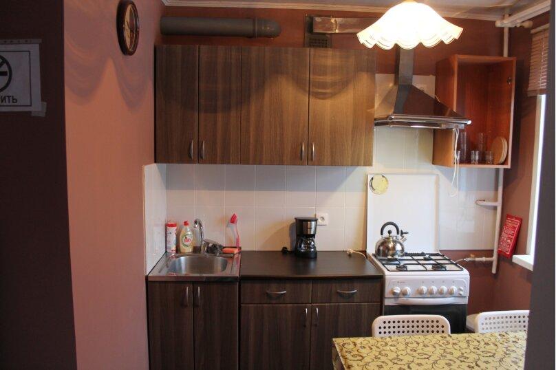 1-комн. квартира, 30 кв.м. на 6 человек, улица Свирских Дивизий, 3, Олонец - Фотография 1