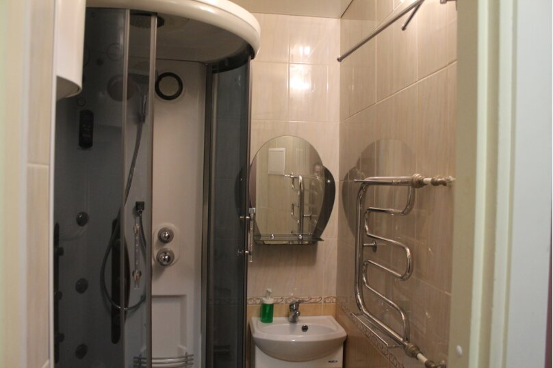 1-комн. квартира, 30 кв.м. на 6 человек, улица Свирских Дивизий, 3, Олонец - Фотография 7