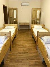 Кровать в общем 5-ти местном номере:  Койко-место, 1-местный, Новый современный евро-хостел , Альпийская улица на 20 номеров - Фотография 4