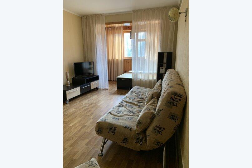 3-комн. квартира, 62 кв.м. на 6 человек, улица Ленина, 30, Алушта - Фотография 16