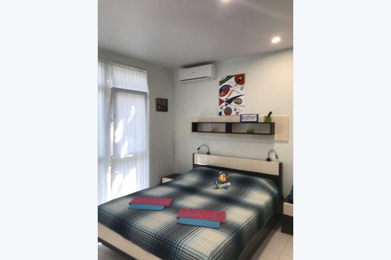 1-комн. квартира, 18 кв.м. на 3 человека, Алупкинское шоссе, 58Д, Гаспра - Фотография 2