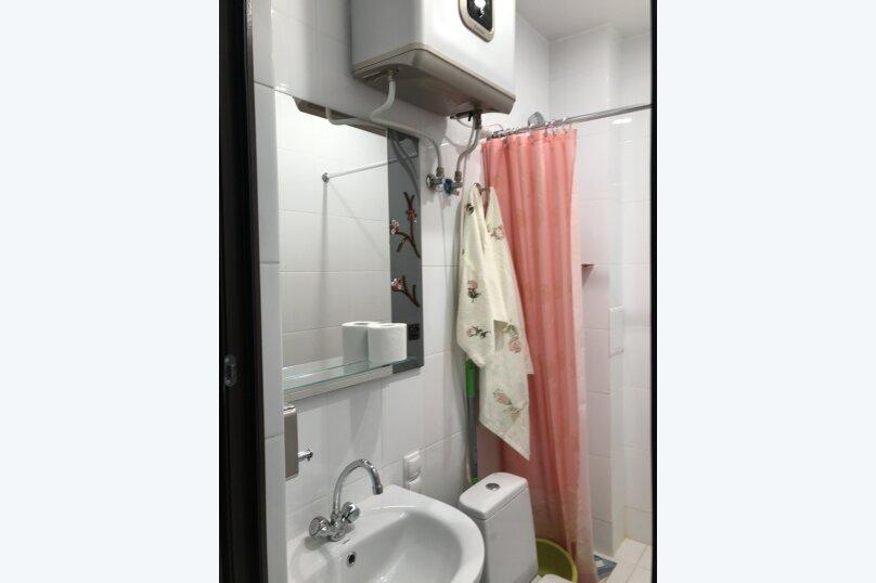 1-комн. квартира, 18 кв.м. на 3 человека, Алупкинское шоссе, 58Д, Гаспра - Фотография 3