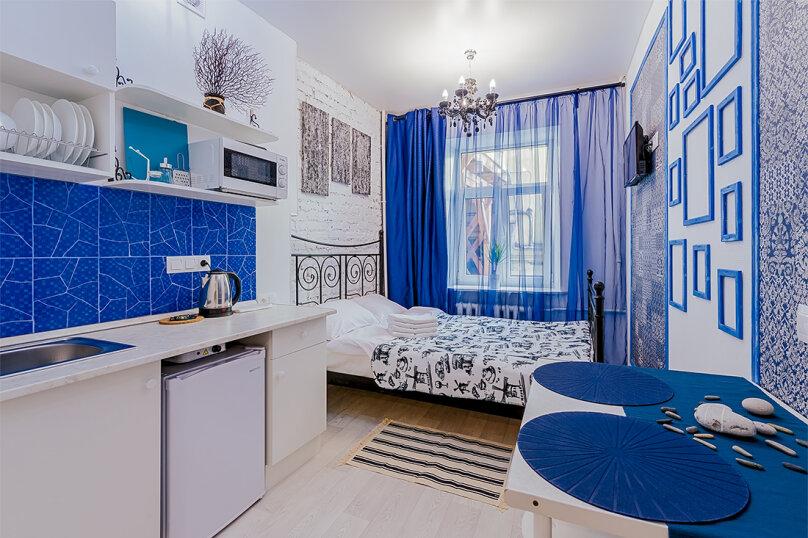 1-комн. квартира, 18 кв.м. на 3 человека, улица Некрасова, 1/38, Санкт-Петербург - Фотография 2