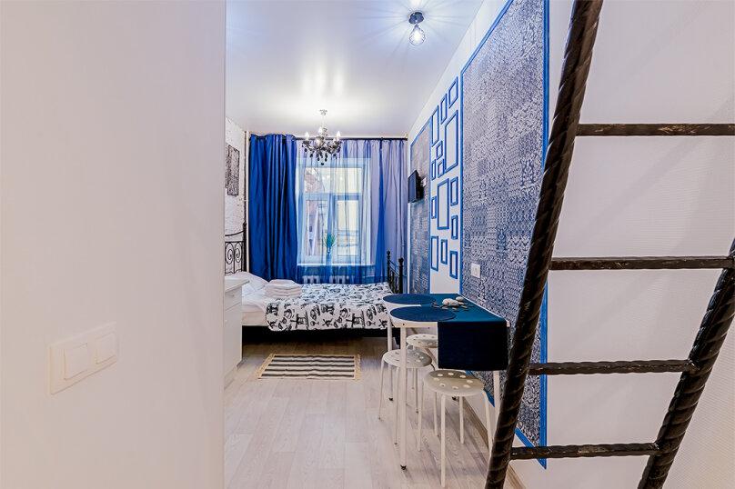 1-комн. квартира, 18 кв.м. на 3 человека, улица Некрасова, 1/38, Санкт-Петербург - Фотография 8