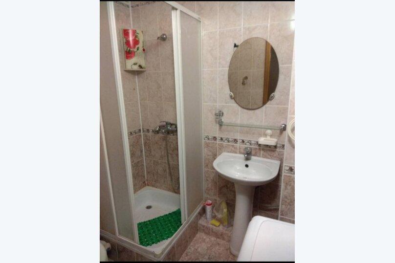 1-комн. квартира, 31 кв.м. на 2 человека, улица Подвойского, 32, Гурзуф - Фотография 4