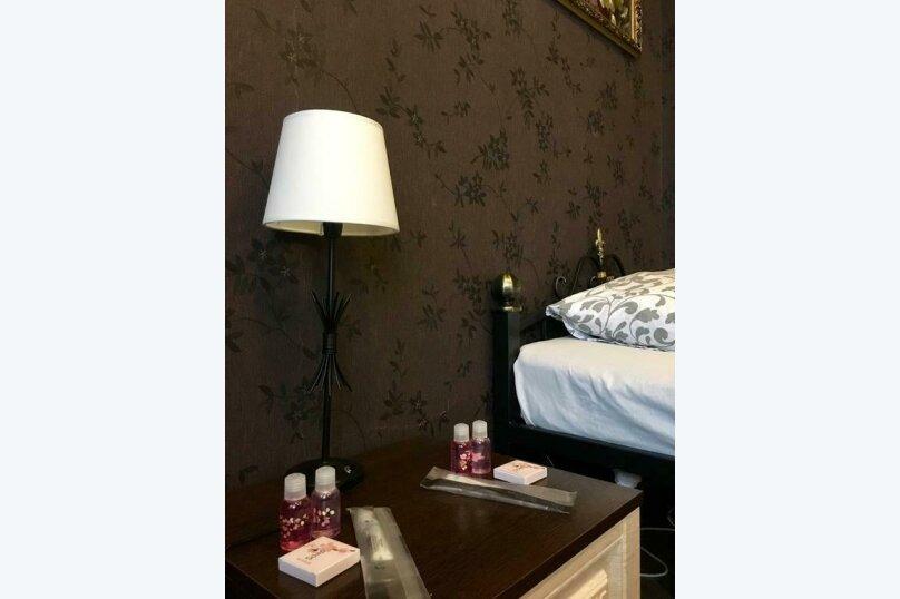 Двухместный номер с двумя отдельными кроватями, д. Рузино, ул. Заречная, 6, Зеленоград - Фотография 1