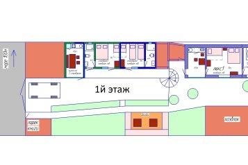 Гостевой дом , Парковая улица, 16 на 7 номеров - Фотография 2