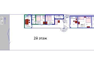 Гостевой дом , Парковая улица, 16 на 7 номеров - Фотография 3