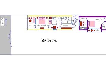 Гостевой дом , Парковая улица, 16 на 7 номеров - Фотография 4