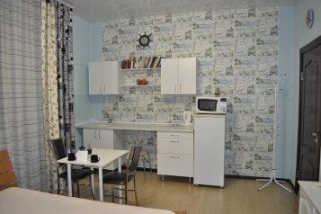 Уютная студия  в частном доме , пос. Зубчаниновка, Инкубаторный переулок на 1 номер - Фотография 4