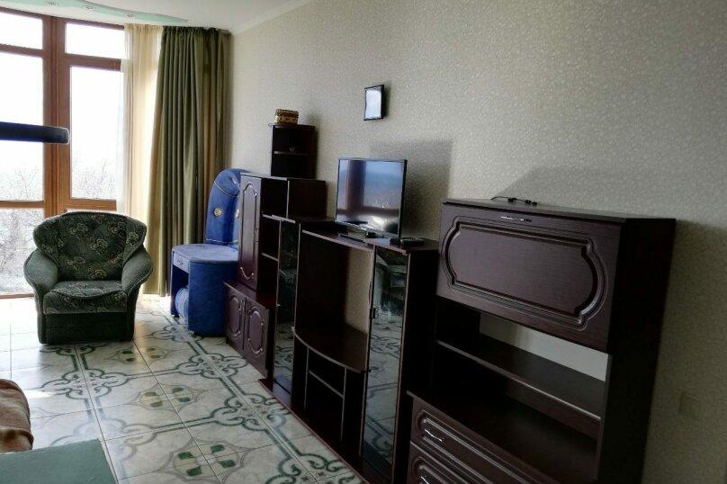 1-комн. квартира, 55 кв.м. на 4 человека, Маратовская, 3Д, Мисхор - Фотография 2