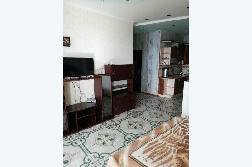 1-комн. квартира, 55 кв.м. на 4 человека, Маратовская, 3Д, Мисхор - Фотография 4