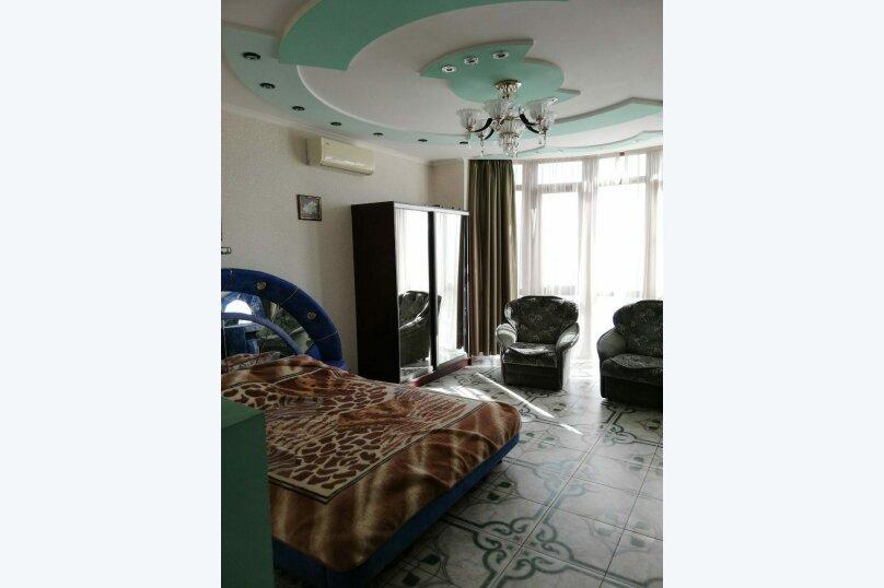 1-комн. квартира, 55 кв.м. на 4 человека, Маратовская, 3Д, Мисхор - Фотография 1
