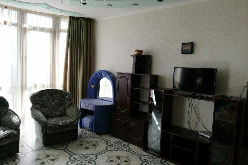 1-комн. квартира, 55 кв.м. на 4 человека, Маратовская, 3Д, Мисхор - Фотография 6