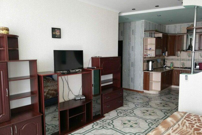 1-комн. квартира, 55 кв.м. на 4 человека, Маратовская, 3Д, Мисхор - Фотография 7