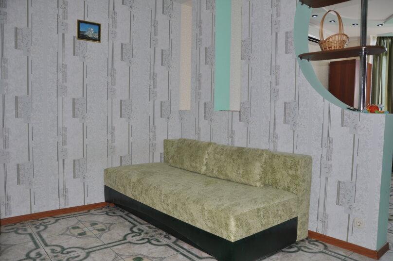 1-комн. квартира, 55 кв.м. на 4 человека, Маратовская, 3Д, Мисхор - Фотография 9