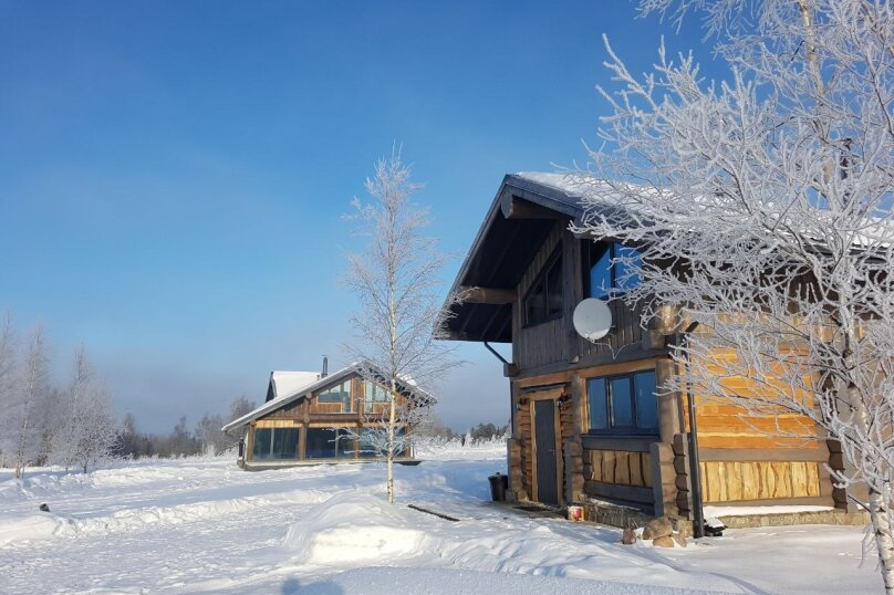 Гостевой дом, 74 кв.м. на 6 человек, 2 спальни, улица Новосёлов, 1, Коробицыно - Фотография 11