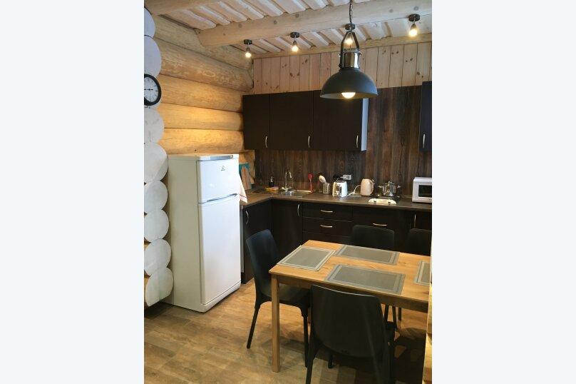 Гостевой дом, 74 кв.м. на 6 человек, 2 спальни, улица Новосёлов, 1, Коробицыно - Фотография 12