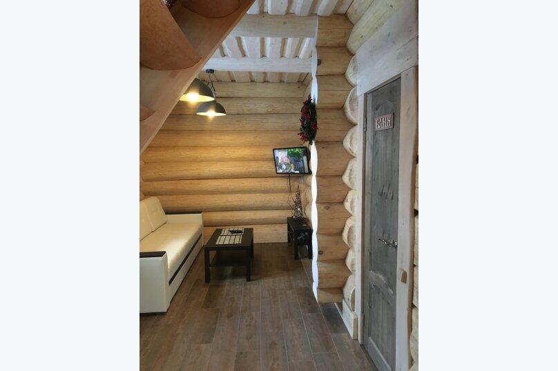 Гостевой дом, 74 кв.м. на 6 человек, 2 спальни, улица Новосёлов, 1, Коробицыно - Фотография 14