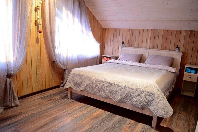 Гостевой дом, 74 кв.м. на 6 человек, 2 спальни, улица Новосёлов, 1, Коробицыно - Фотография 15