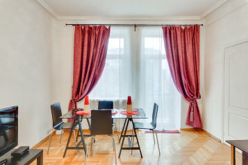 3-комн. квартира, 100 кв.м. на 6 человек, Тверская, 4, Москва - Фотография 2