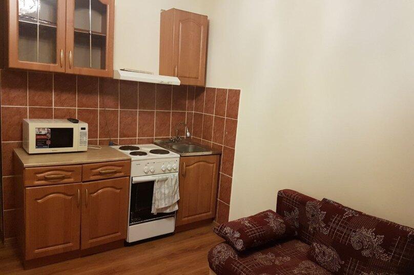 1-комн. квартира, 18 кв.м. на 3 человека, улица Надибаидзе, 28, Владивосток - Фотография 8