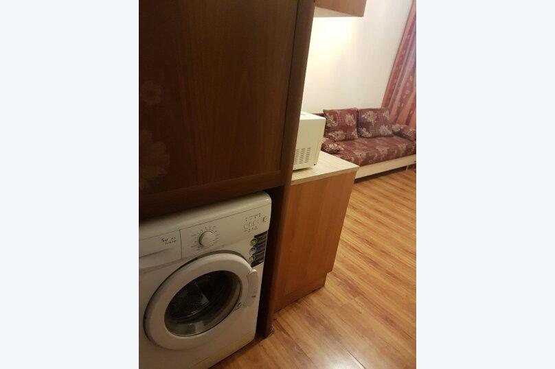 1-комн. квартира, 18 кв.м. на 3 человека, улица Надибаидзе, 28, Владивосток - Фотография 11