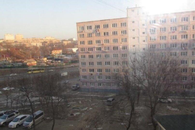 1-комн. квартира, 18 кв.м. на 3 человека, улица Надибаидзе, 28, Владивосток - Фотография 13