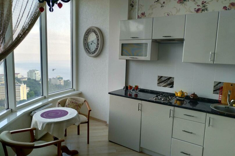 1-комн. квартира, 30 кв.м. на 2 человека, Севастопольское шоссе, 52-х, Гаспра - Фотография 6