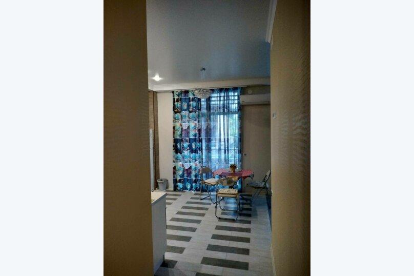 1-комн. квартира, 40 кв.м. на 4 человека, Севастопольское шоссе, 52-х, Гаспра - Фотография 9