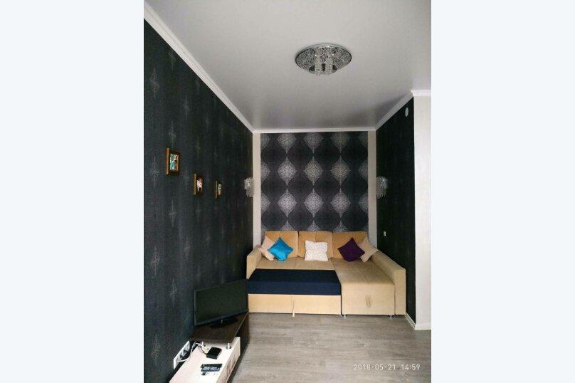 1-комн. квартира, 40 кв.м. на 4 человека, Севастопольское шоссе, 52-х, Гаспра - Фотография 12
