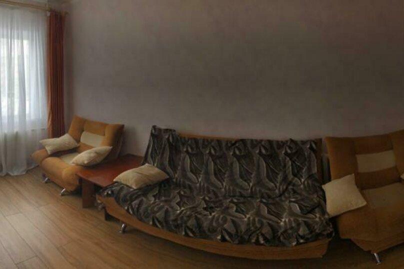 3-комн. квартира, 62 кв.м. на 6 человек, Олимпийская улица, 75, Кировск - Фотография 5
