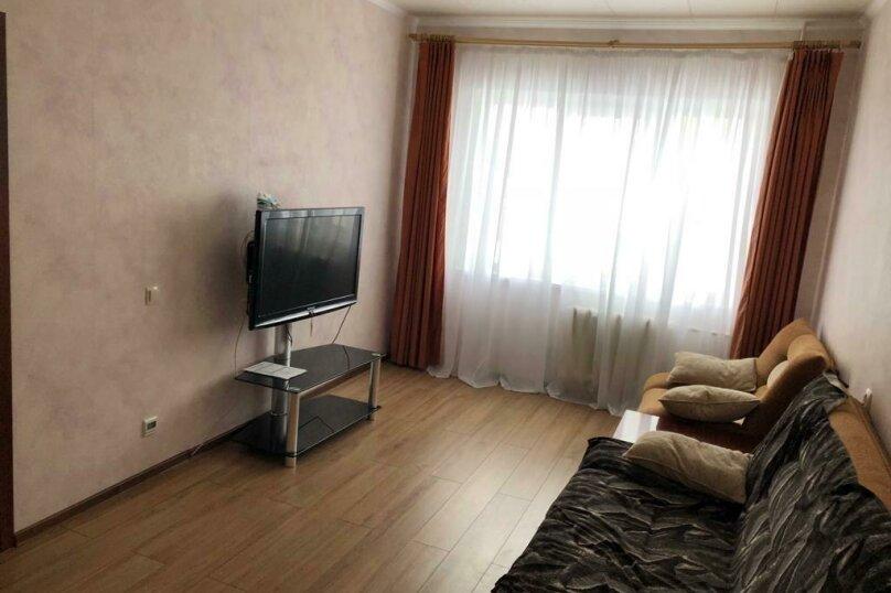3-комн. квартира, 62 кв.м. на 6 человек, Олимпийская улица, 75, Кировск - Фотография 6