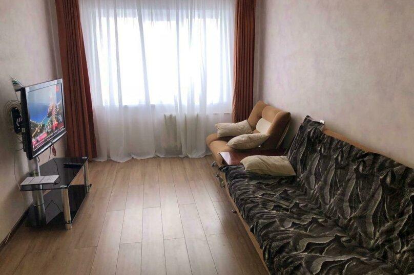 3-комн. квартира, 62 кв.м. на 6 человек, Олимпийская улица, 75, Кировск - Фотография 16