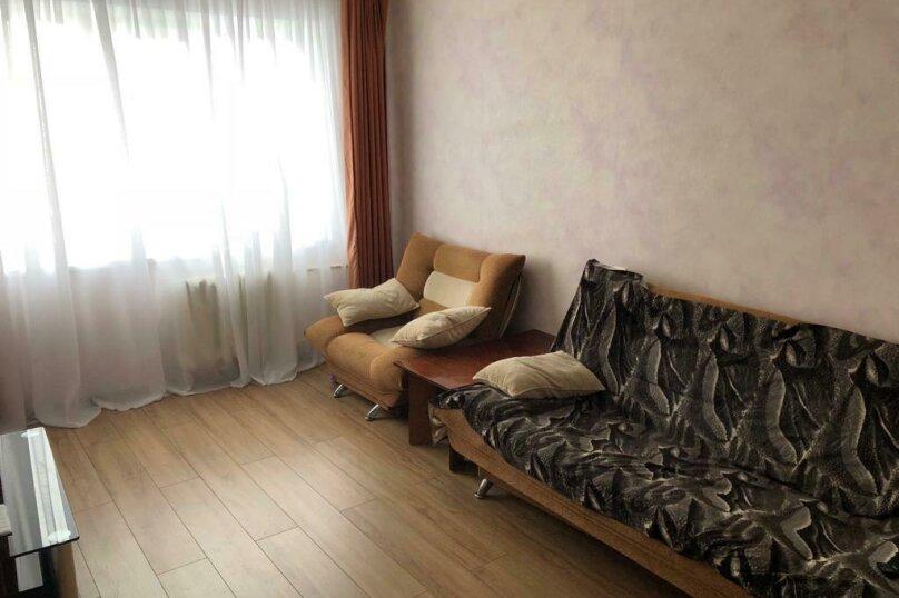 3-комн. квартира, 62 кв.м. на 6 человек, Олимпийская улица, 75, Кировск - Фотография 18