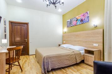 2-комн. квартира, 45 кв.м. на 4 человека, Нарвский проспект, 24, метро Нарвская, Санкт-Петербург - Фотография 1